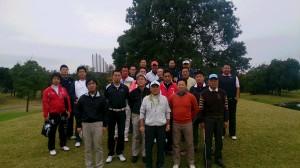 2014秋 鋼心会ゴルフ